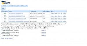 software na zakázku - dokumenty